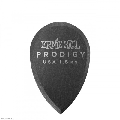 Набор медиаторов ERNIE BALL 9330 Prodigy Black