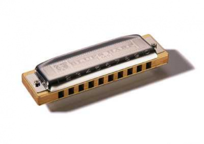 M533106 Blues Harp A-major Губная Гармошка Hohner