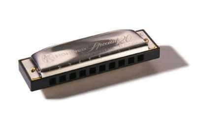M560896 Special 20 Country F-major Губная Гармошка Hohner